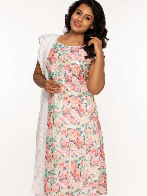 Cotton Floral Tunics