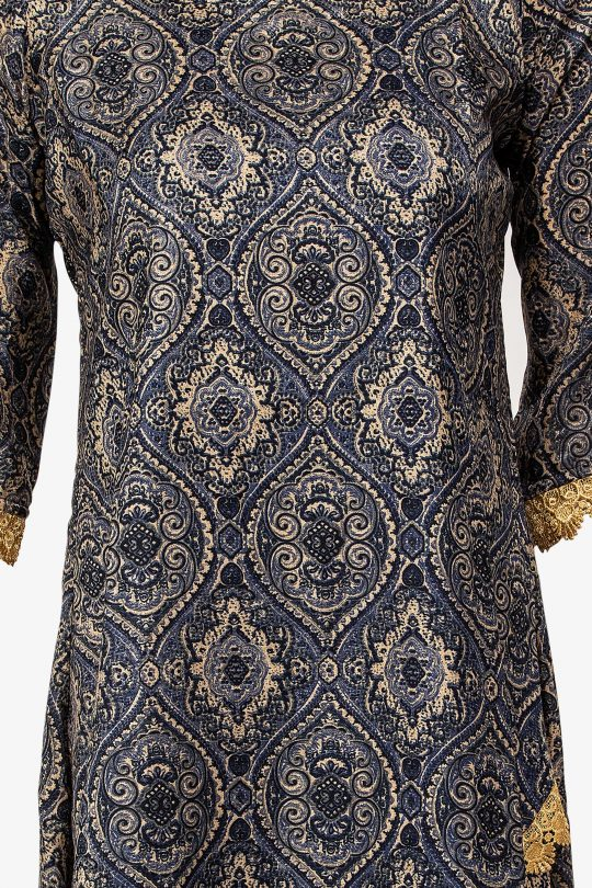 Printed Lace Tunic