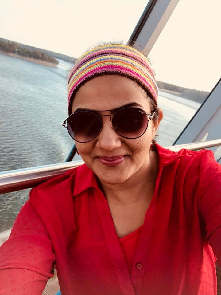 Sharmila Raja