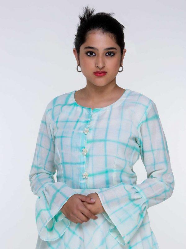 Cotton Plus Size Long Dress