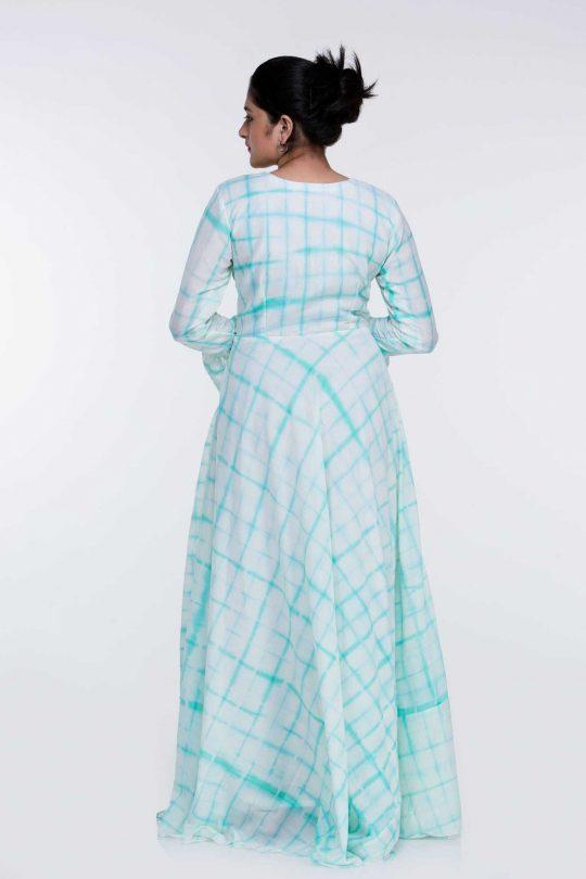 Cotton Plus Size Maxi Dress