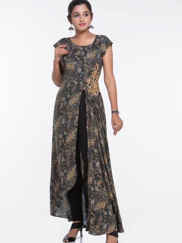 latest kurti designs for ladies